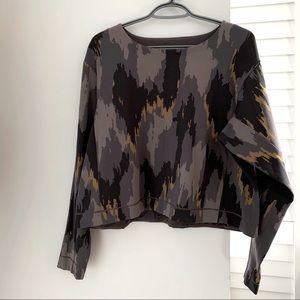 Lululemon Take The Moment Sweatshirt - Size L/XL